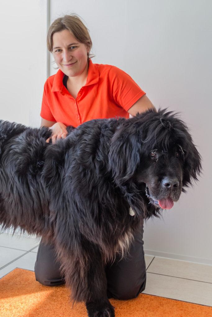 Auxanne Fellay Vétérinaire Ostéopathe